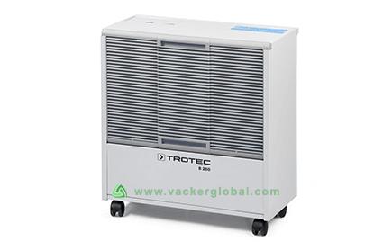 Warehouse Temperature and Humidity - Humidifier