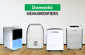 Domestic-dehumidifier