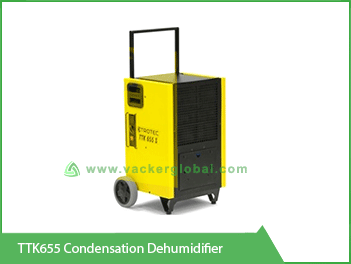 TTK655 Condensation Dehumidifier-vacker global