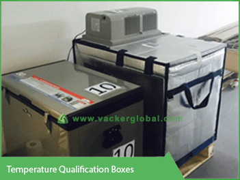 Temperature Qualification Boxes Vacker Global