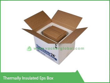 Thermally Insulated EPS Box VackerGlobal