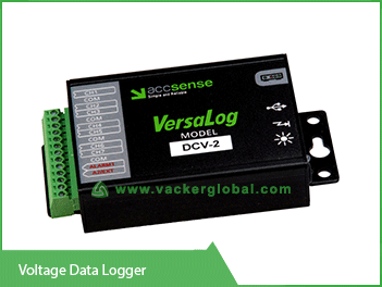 Voltage Datalogger-vacker global