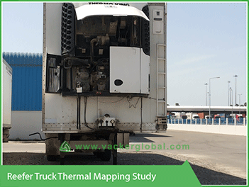 Reefer Truck Thermal Mapping Study VackerGlobal