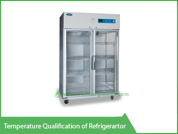 Temperature Qualification of Refrigerator Vacker Global