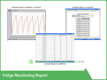 Fridge Monitoring Report VackerGlobal