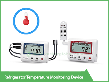 Refrigerator Temperature Monitoring Www Vackerglobal Com