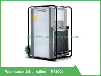 Warehouse Dehumidifier TTK1500S VackerGlobal