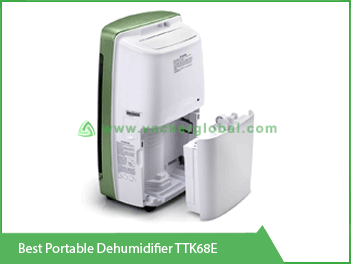 Best Portable Dehumidifier TTK68E VackerGlobal