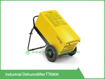 Industrial Dehumidifier TTK800 VackerGlobal