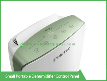 Small Portable Dehumidification Control Panel VackerGlobal
