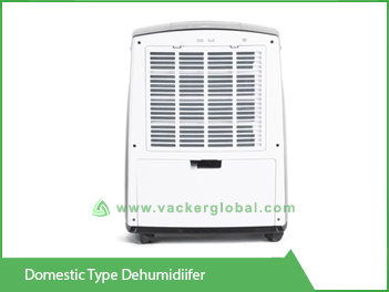 Domestic Type Dehumidifier VackerGlobal