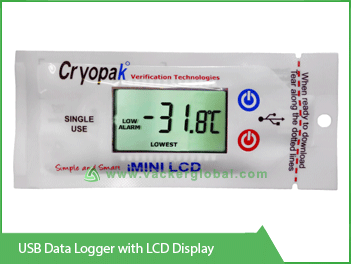 USB Data Logger with LCD Display VackerGlobal