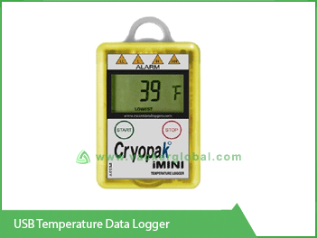USB Temperature Data Logger Vacker Global