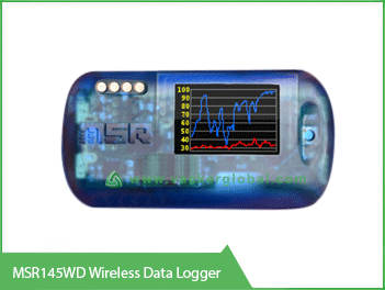 MSR145WD Wireless Data Logger VackerGlobal