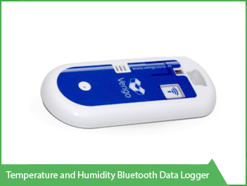 Temperature and Humidity Bluetooth Data Logger