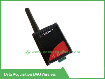 VackerGlobal wireless data acquisition daq