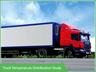 Truck temperature distribution VackerGlobal