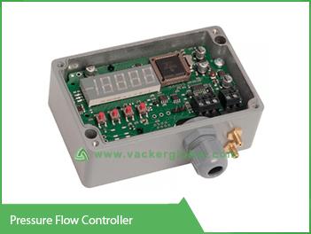 pressure flow controller