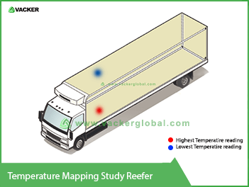 Temperature Mapping & Qualification for Airline Cargo for
