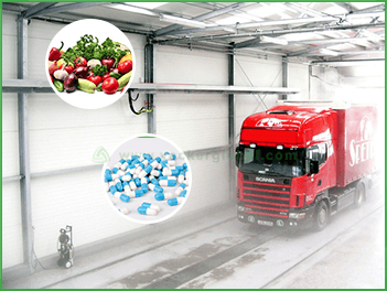 Cold Chain Management by Vacker Global